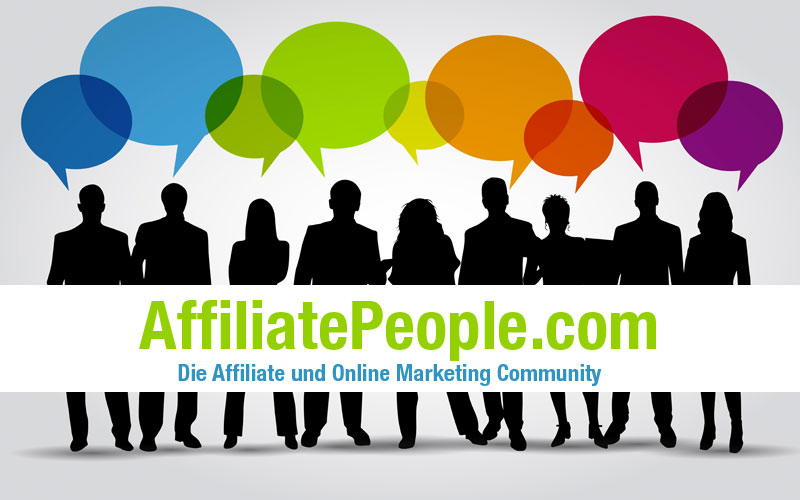 AffiliatePeople - Die Community der Affiliate Branche