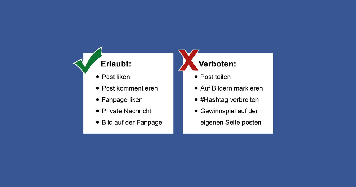 Die ultimative Checkliste für den perfekten Facebook-Post