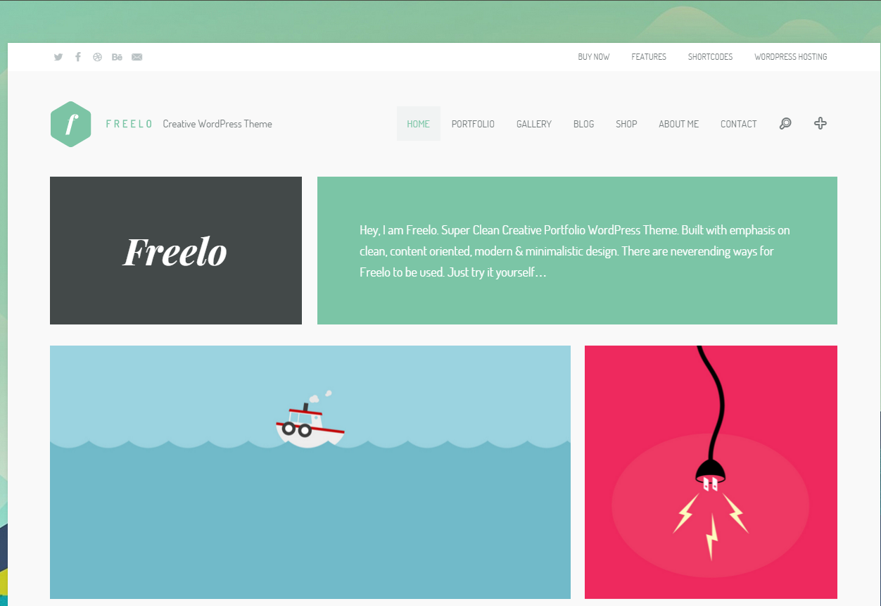 Freelo Theme Wordpress