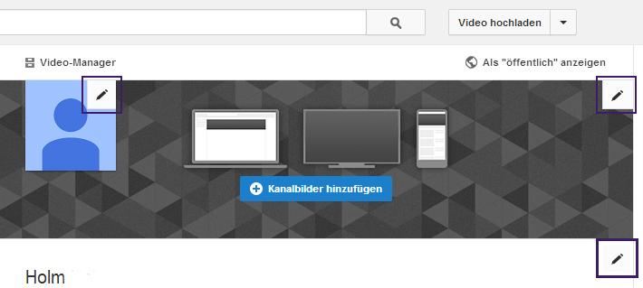 Youtube Profilbild Mit Powerpoint Erstellen Youtube