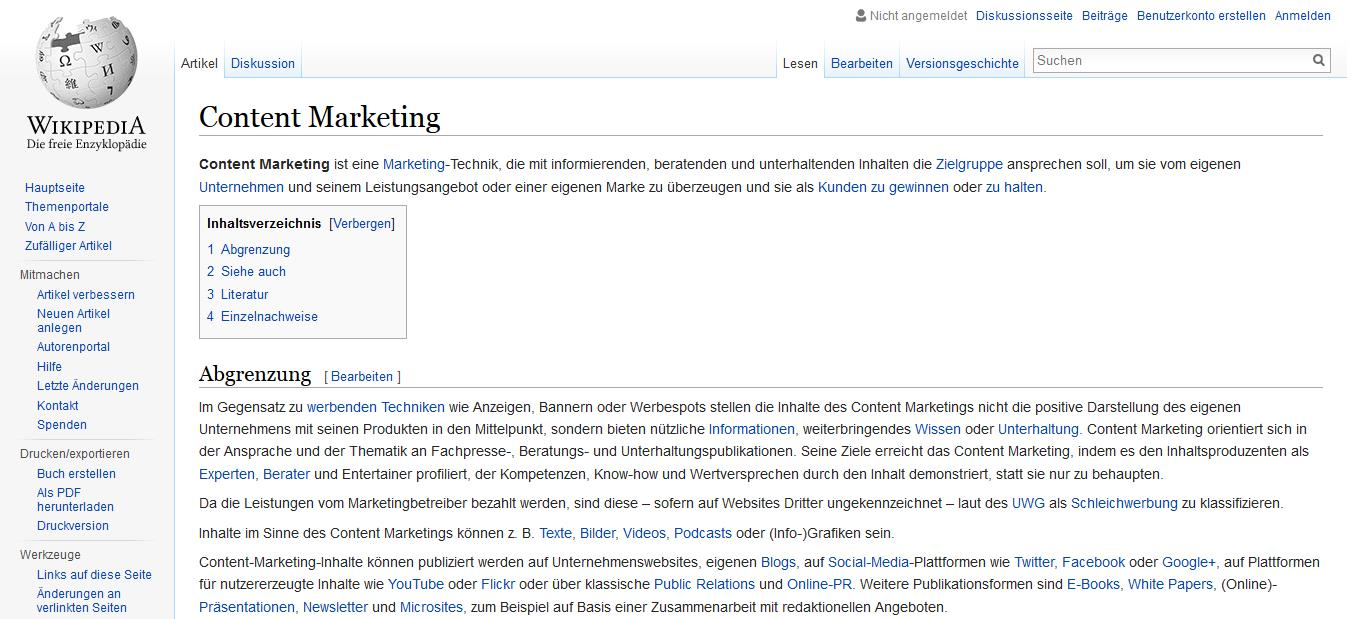 Screenshot-Wikipedia