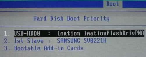 lubuntu-boot-device-usb