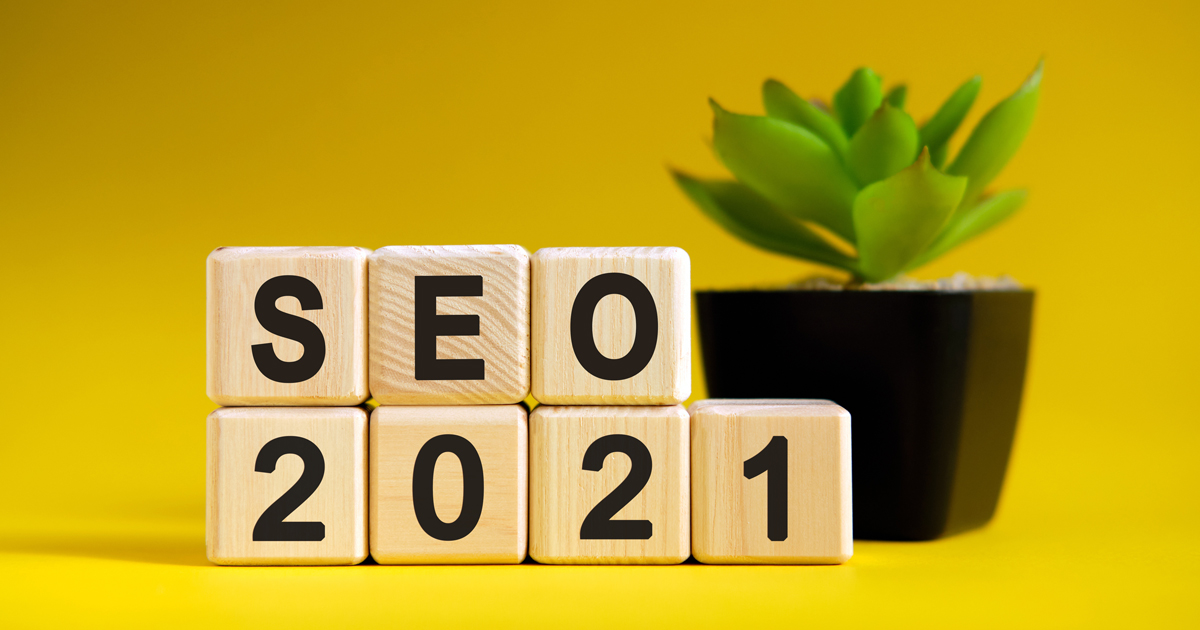 SEO Trends 2021 - 10 aktuelle Insights