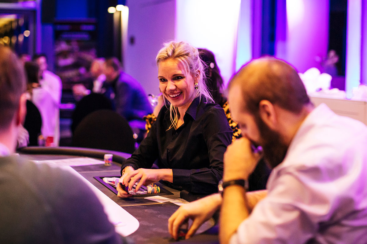 Affiliate Poker Vol. 2 Eindrücke