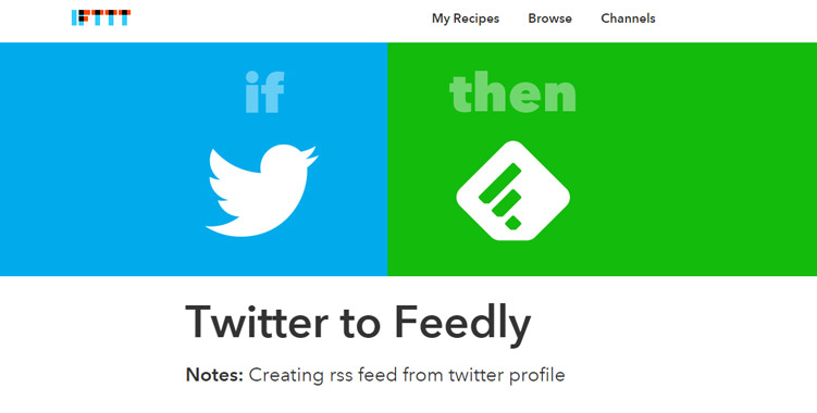 twitter-to-feedly